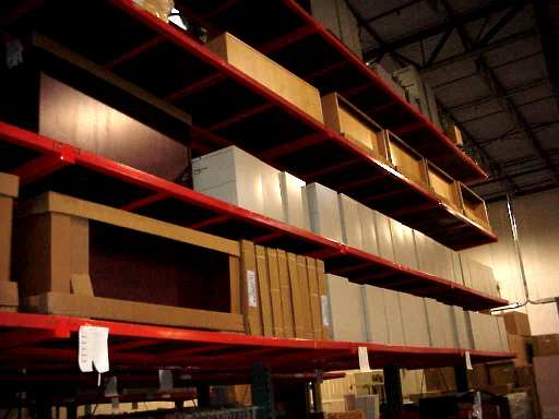 Warehouse for your excess inventory